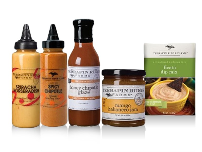 Terrapin Ridge Farms Heat and Spice Collection