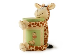 Jo Jo Giraffe Plush and Blanket