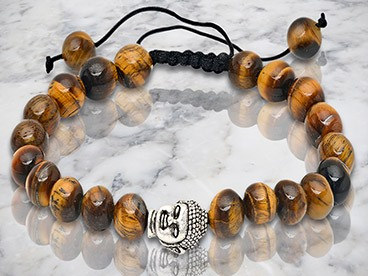 Natural Gemstone Bracelets & Necklaces