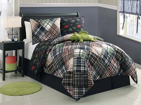 Zoomates Reversible Bedding Sets (Twin or Full) 11-Choices