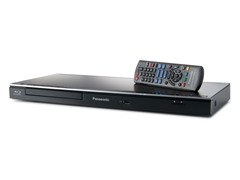 Panasonic Blu-Ray Player w/ Wi-Fi & Apps