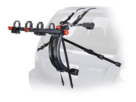 Yakima Quickback 3-Bike Trunk Rack