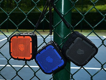 Rugged & Water Resistant Speakers
