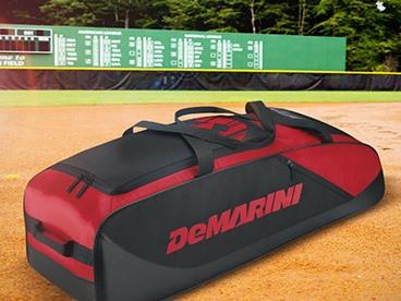 Wilson D-Team Bat Bags