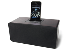 iLive Speaker System with 30-pin Dock