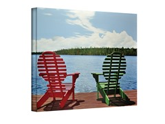 Dockside by Ken Kirsch (3 Sizes)