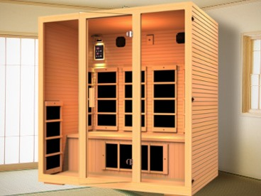 Saunas by JNH Lifestyles