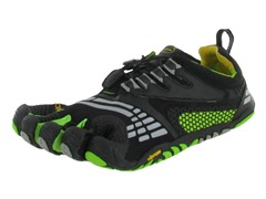 Men's KMD Sport LS - Black/Grey/Green