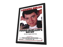 Ferris Bueller's Day Off 27x40 Framed