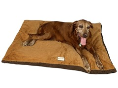 Brown Pet Bed - Brown - Extra Large