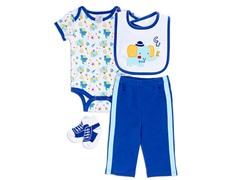 Baby Gear 4-Pc Elephant Set