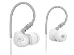M6 In-Ear Sport Earbuds - White