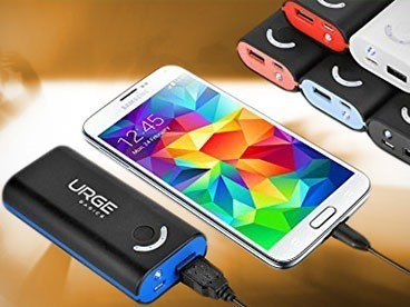 Urge Basic Power Banks 2 Packs