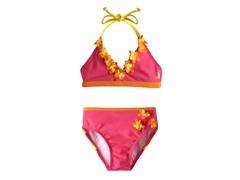 Flower Bikini - Rosy (12M-6X)