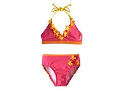 Flower Bikini - Rosy (4)