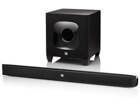 JBL 2.1 Bluetooth Soundbar with Wireless Subwoofer