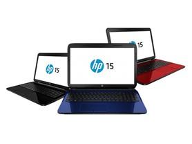 """HP 15.6"""" AMD A8 Quad-Core Laptops"""