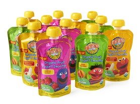 Case of Earth's Best Organic Sesame Street Smoothie