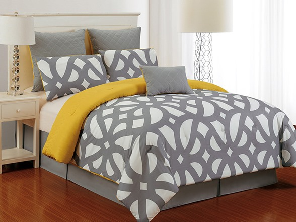 how to make a quilted comforter