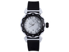 Giulio Romano Ferrara Black Dial Watch