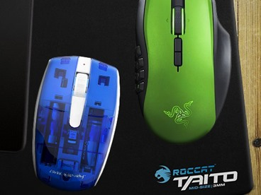 Gaming Mouses & Mousepads