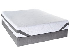 "Cool Elegance Plush 10"" Mattress - King"