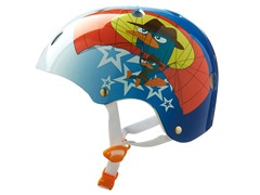 Disney Helmets w/ Bells - Phineas & Ferb