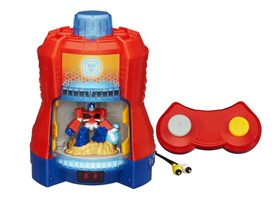 Transformers Rescue Beam Box Game System