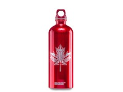Canadian Custom 1-Liter Bottle, Red