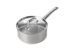 2 Qt Covered Sauce Pan