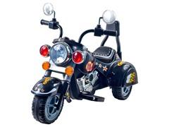 Black - Road Warrior Motorcycle