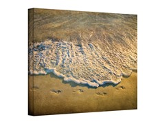 At Water's Edge Wrapped Canvas (3 Sizes)