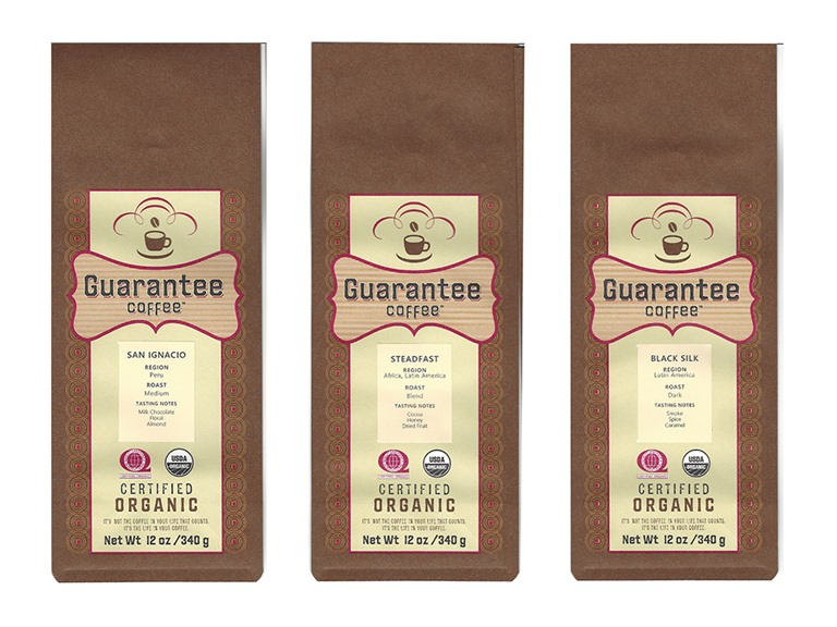 Guarantee Coffee Whole Bean Sampler (3)
