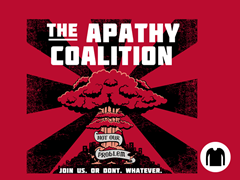 The Apathy Coalition Long-Sleeve Tee