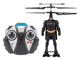 DC Comics 2CH Helicopter - Your Choice
