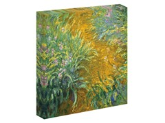 Monet Path in the Iris Garden (2 Sizes)