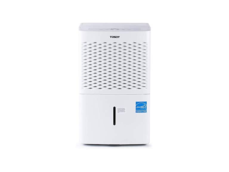 TOSOT 4500 Sq Ft Dehumidifier w/Internal Pump