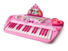 Disney Princesses Royal Melodies Keyboard