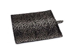 Slumber Pet™ Thermal Mat - Grey Leopard