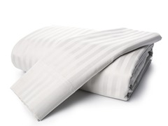 800TC Egyptian Cotton- Grey Stripe-King