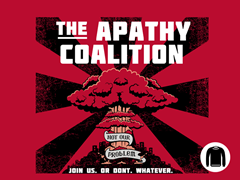 The Apathy Coalition Crewneck Sweatshirt