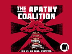 The Apathy Coalition Crewneck Sweatshirt