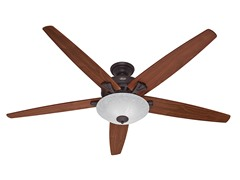 70-Inch 3-Speed Ceiling Fan, New Bronze