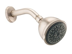 5-Setting Shower Head, Satin Nickel