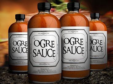 Ogre All-Purpose BBQ Sauce