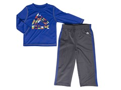 Blue 2-Pc Set (12M-5T)