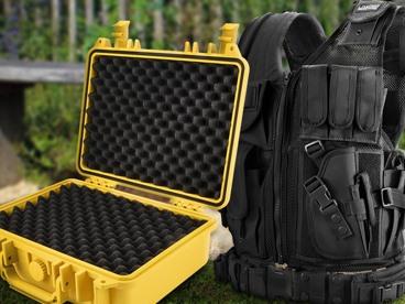 Barska Tactical Cases & Vests