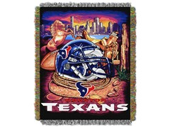 Texans Tapestry Throw