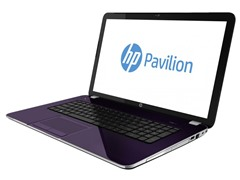 "Pavilion 17.3"" AMD A4 Quad-Core Laptop"