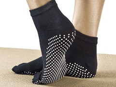 Golds Gym Yoga Socks